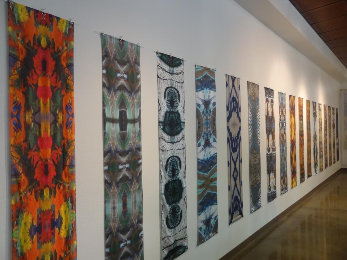 2. Vargas Gallery installation - 2015