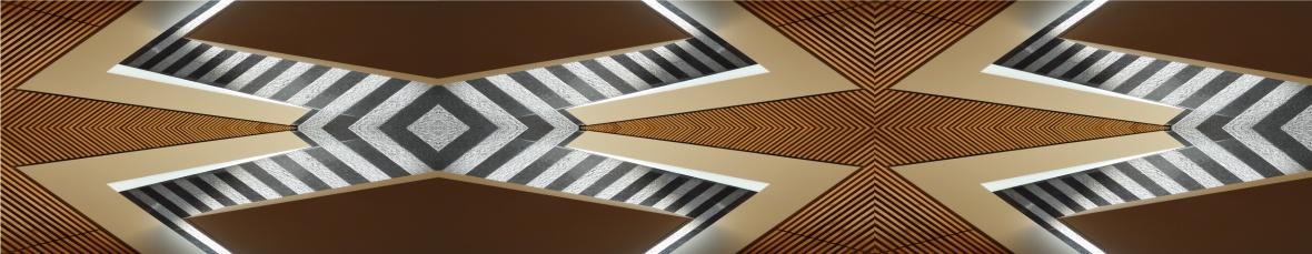 5. San Francisco Museum of Modern Art Ceiling & Walls